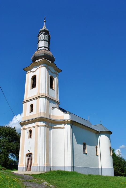 Abod katolikus templom