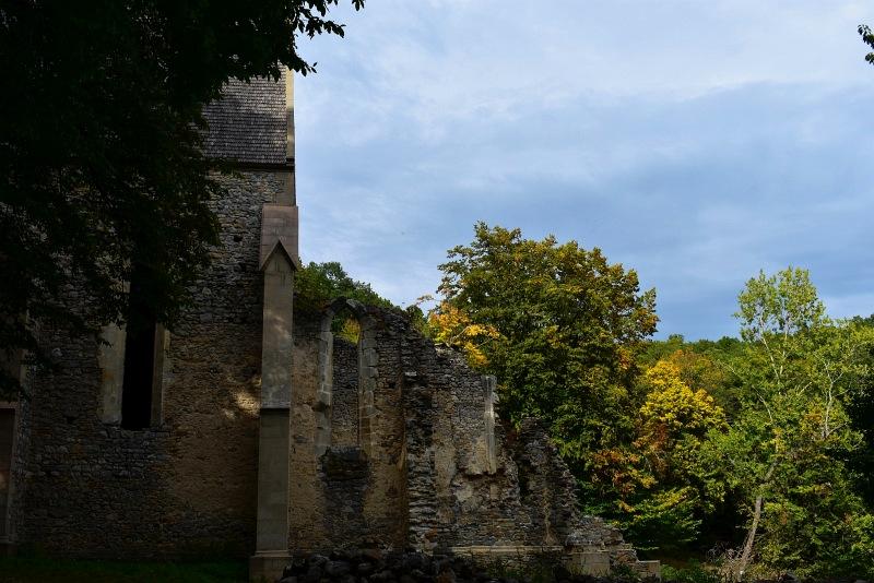 Martonyi Pálos templom kolostorrom