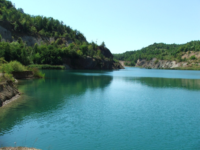 Rudabánya Bánya-tó