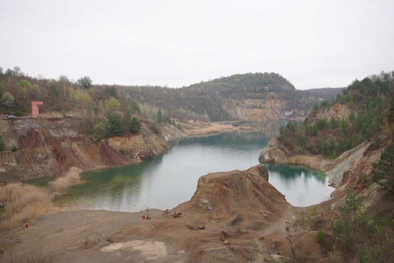 Bánya-tó Rudabánya