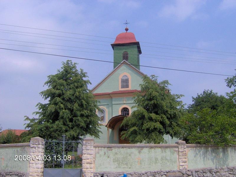 Szalonna templom
