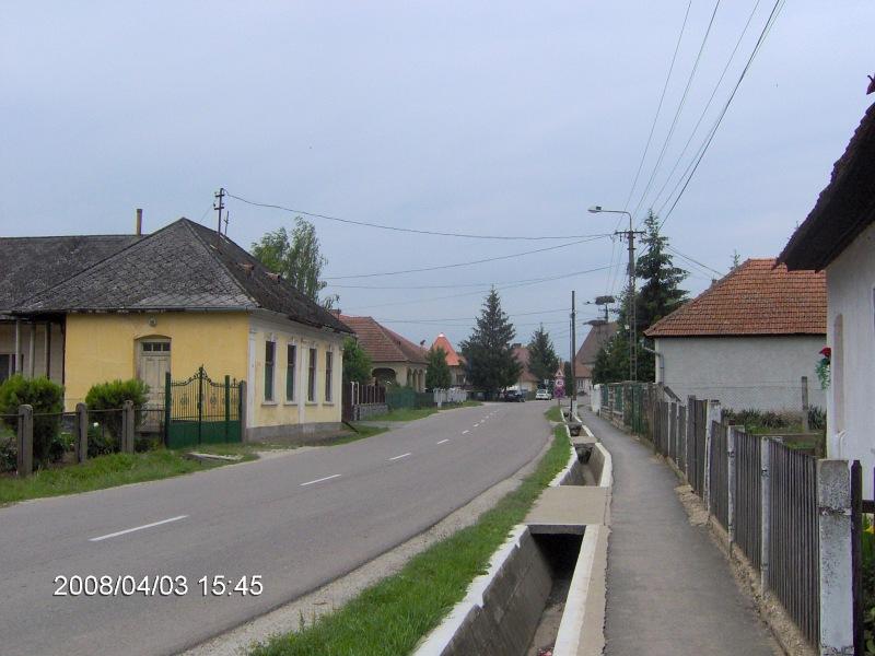 Szalonna település