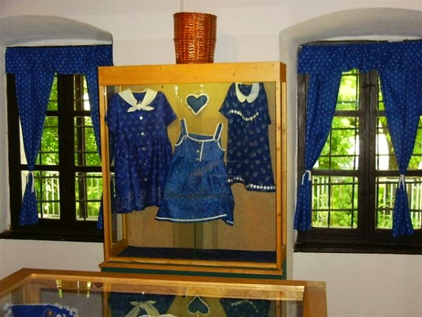 Kékfestőház Múzeum Szendrő
