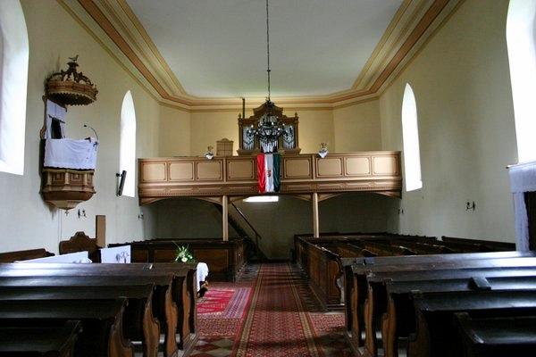 Református Templom Szendrő