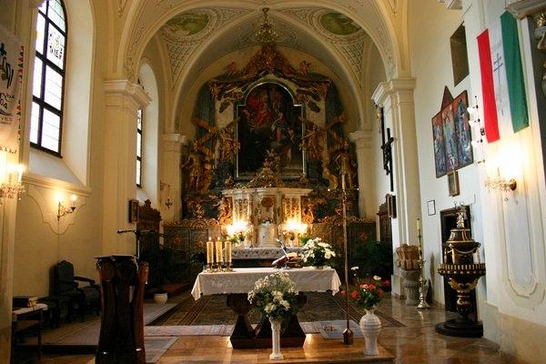 Római Katolikus Templom Szendrő
