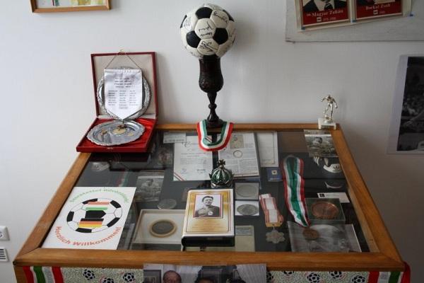 Tornamúzeum Sportgaléria Szendrő